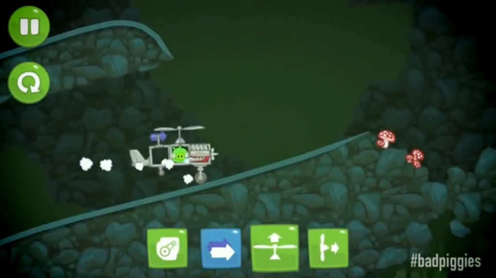 how to download bad piggies