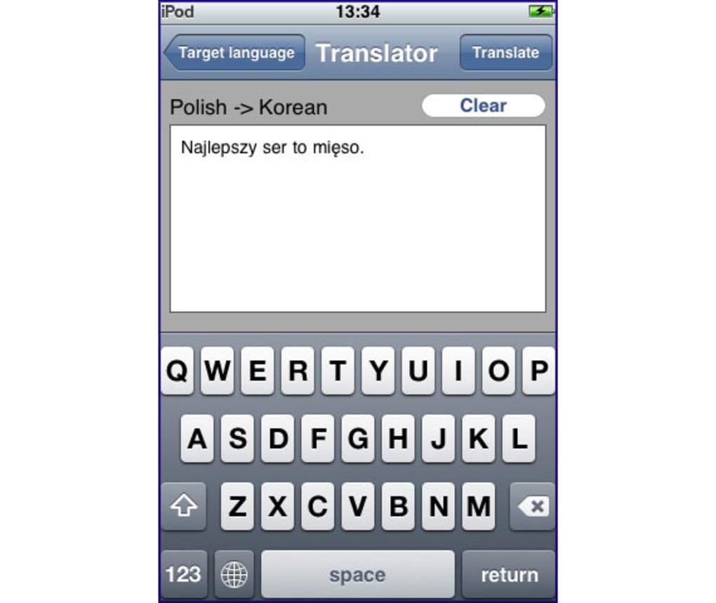 Dobry tłumacz na angielski