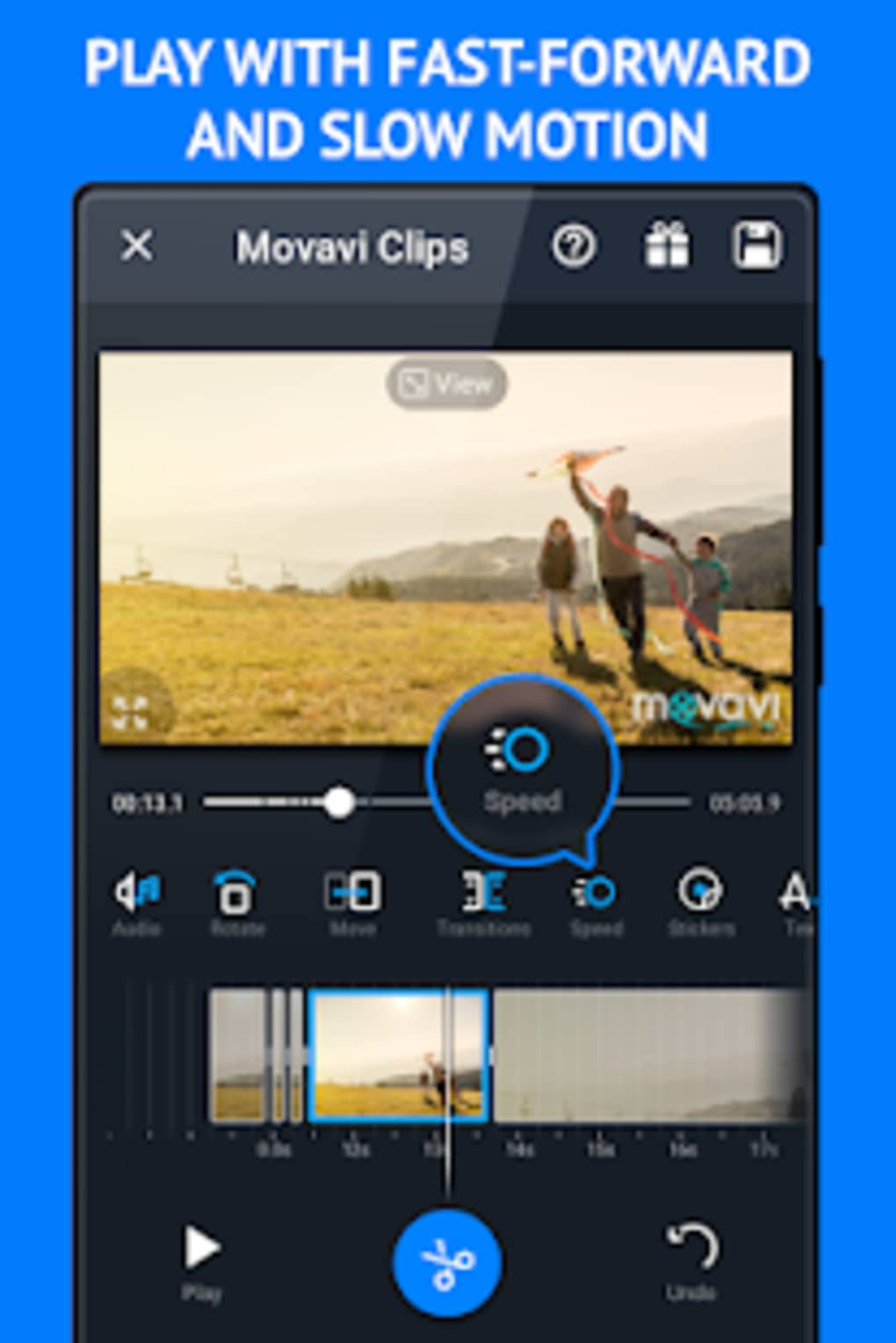 Movavi Clips Video Editor for Android - Download