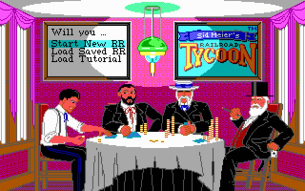 Sid Meier's Railroad Tycoon - Download