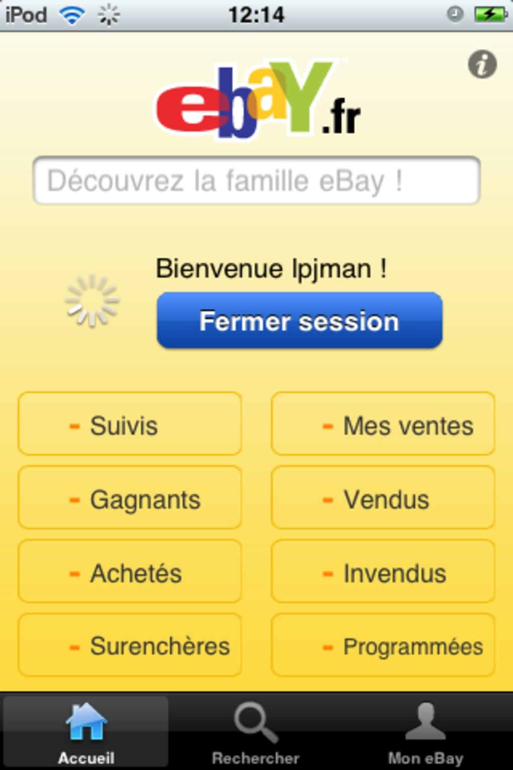eBay for iPhone - Download