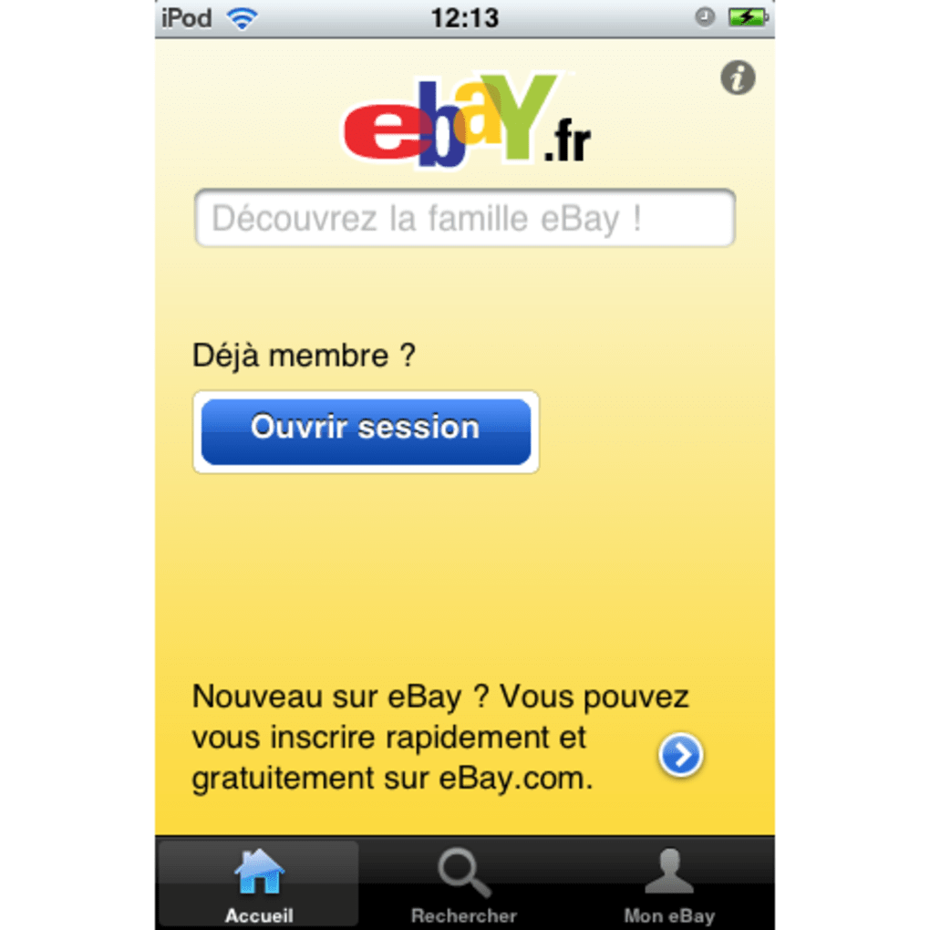 Ebay For Iphone Download