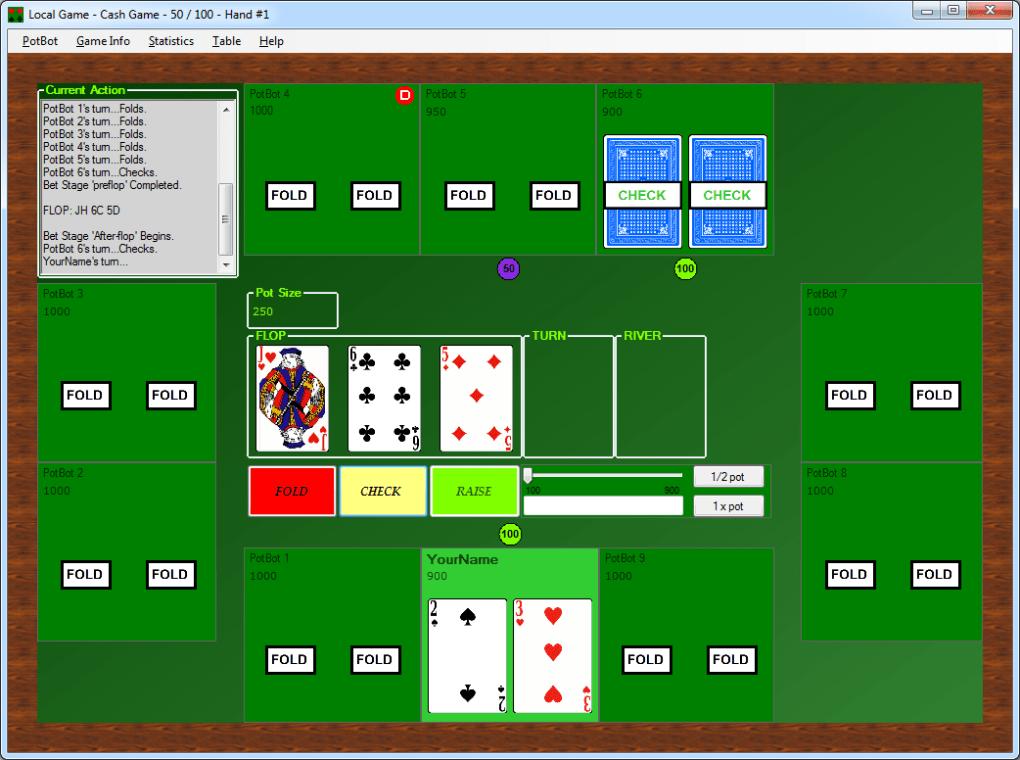 PotBot Poker Suite