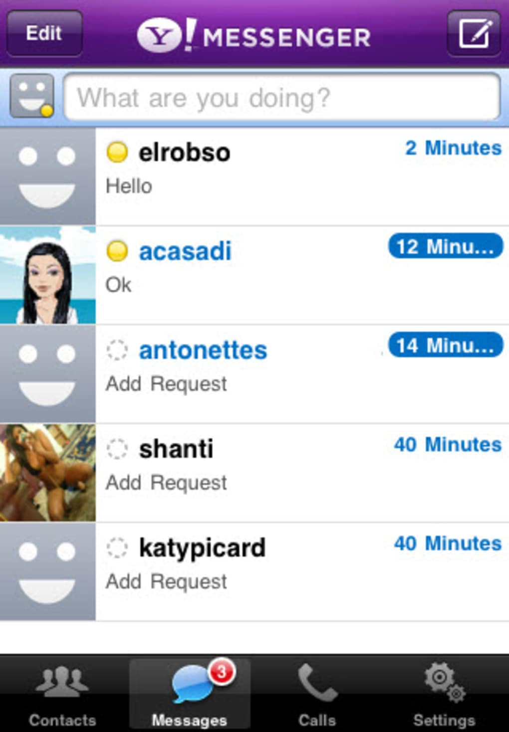 download old version of yahoo messenger with chat room