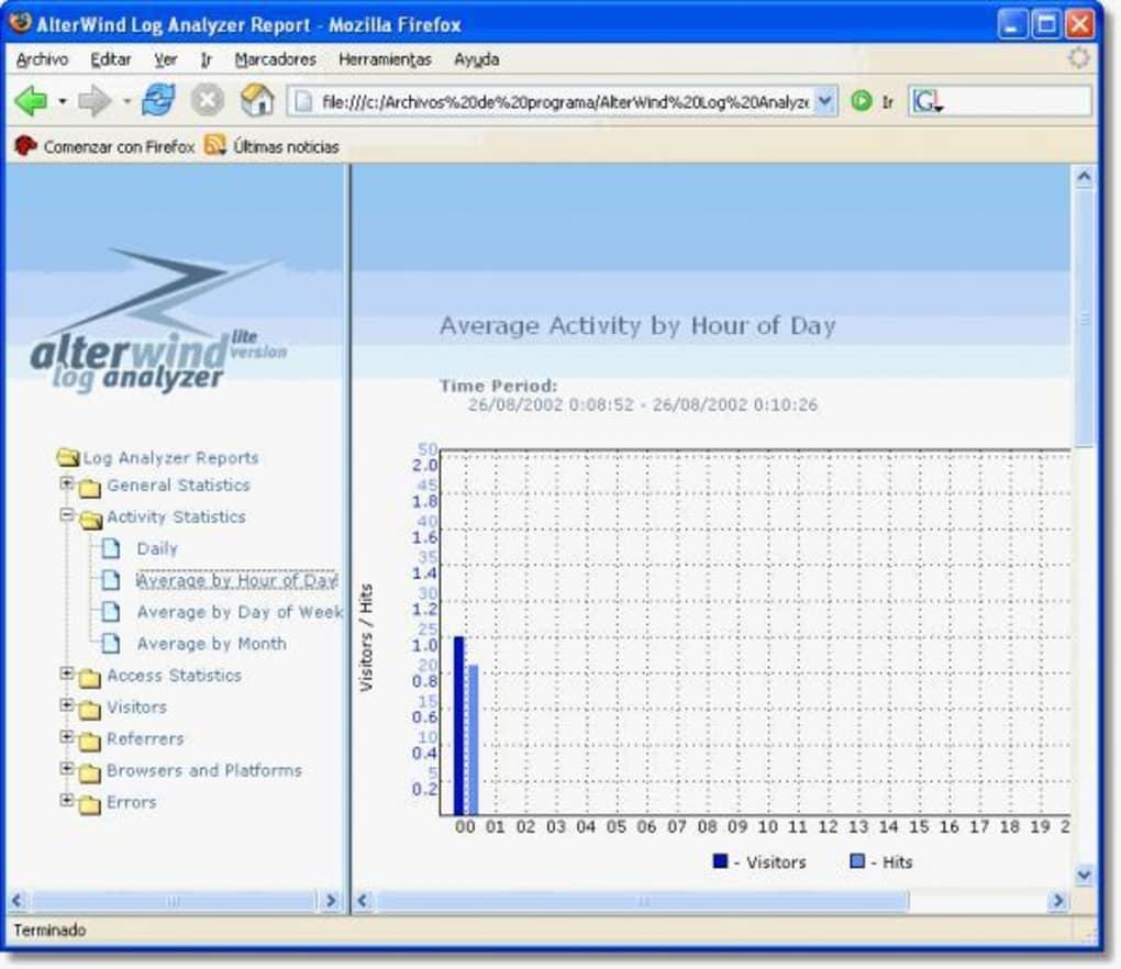 AlterWind Log Analyzer Lite - Download