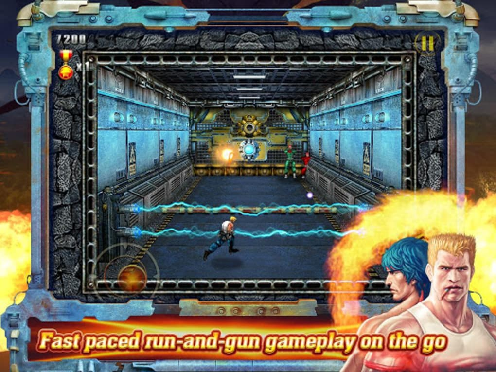 Contra: Evolution for Android - Download