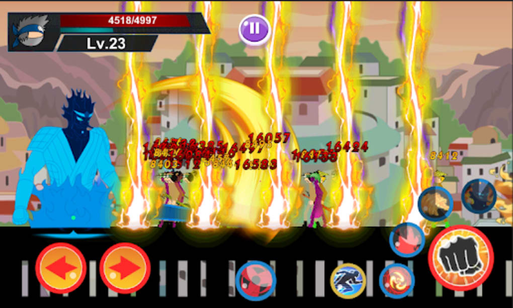 naruto shippuden ultimate ninja impact 2 apk