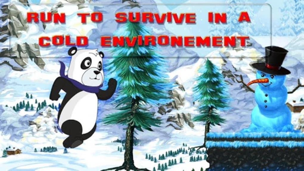 Yo-yo Baby Panda Run