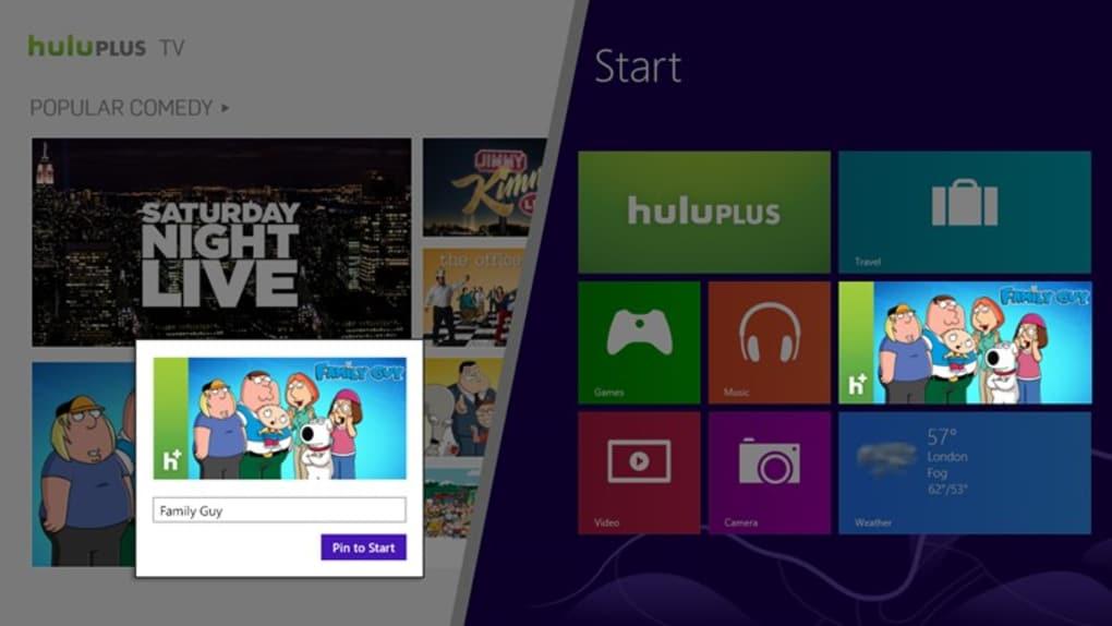 Hulu Plus for Windows 10 (Windows) - Download
