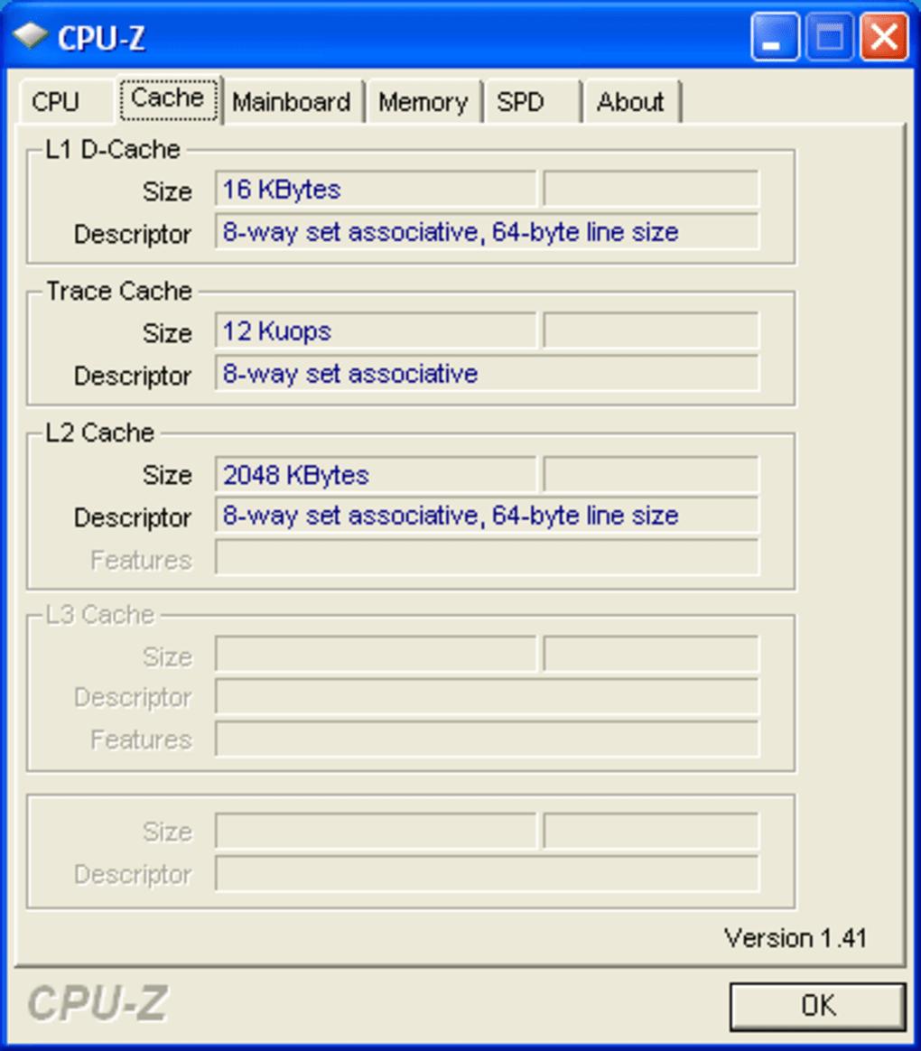 CPU-Z Portable - Download