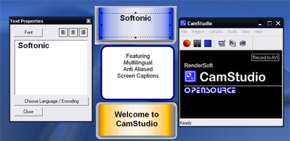 camstudio softonic
