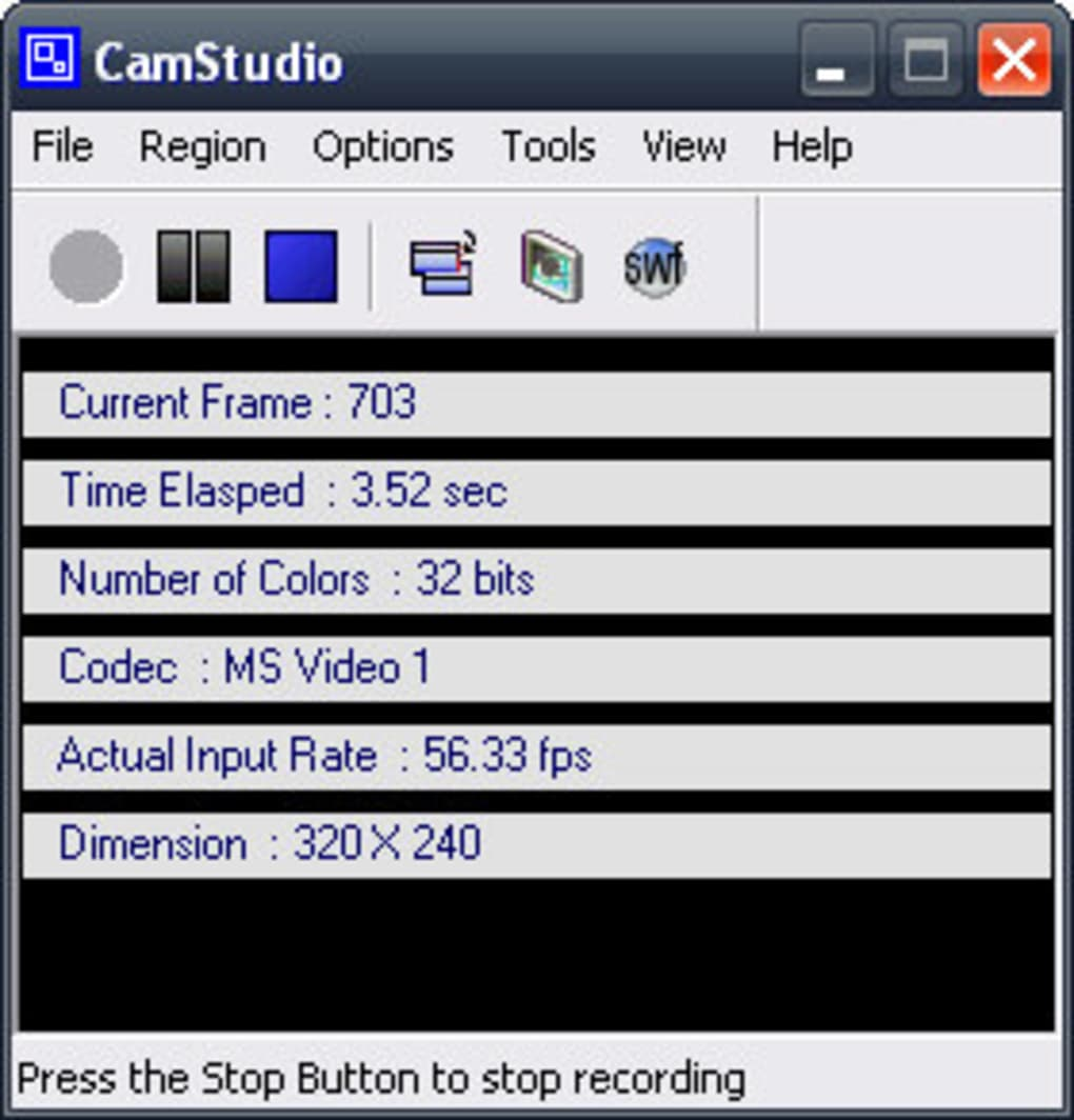 camstudio 2.0 softonic
