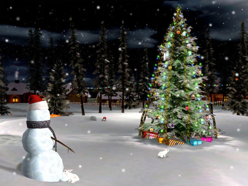 3D Christmas Eve Screensaver - 3D Christmas Eve Screensaver - Download