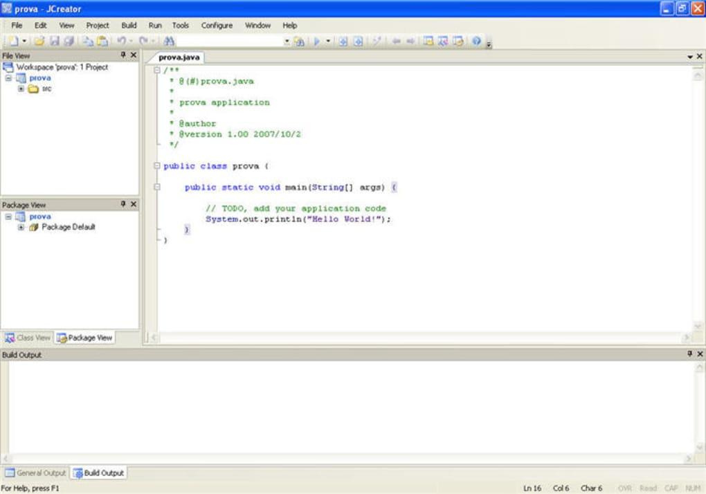 JCreator - Download
