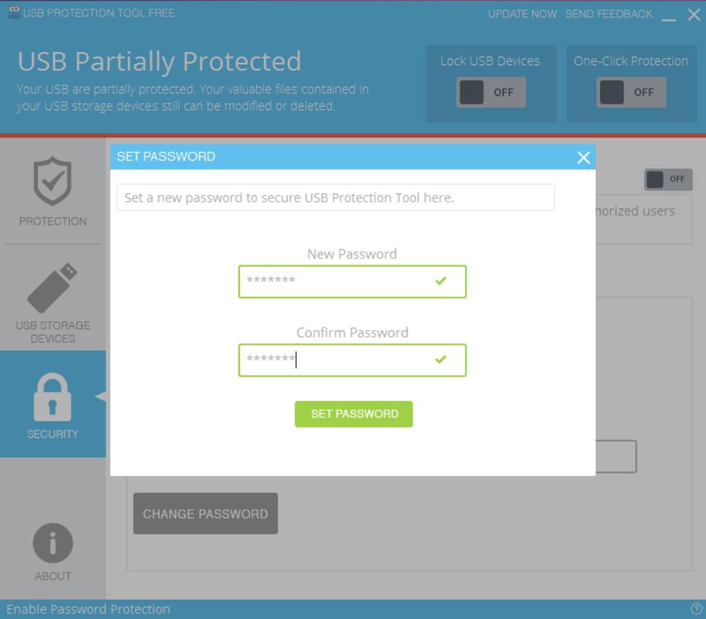 USB Protection Tool