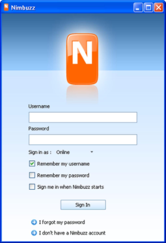 nimbuzz portable download
