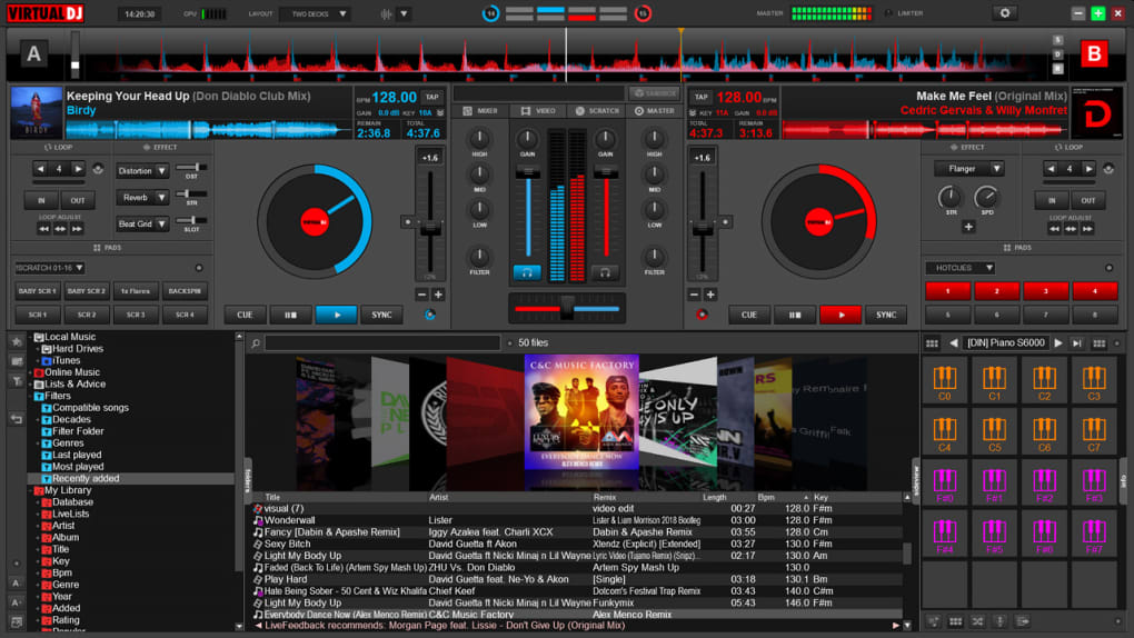 ‎VirtualDJ Home on the Mac App Store - apps.apple.com