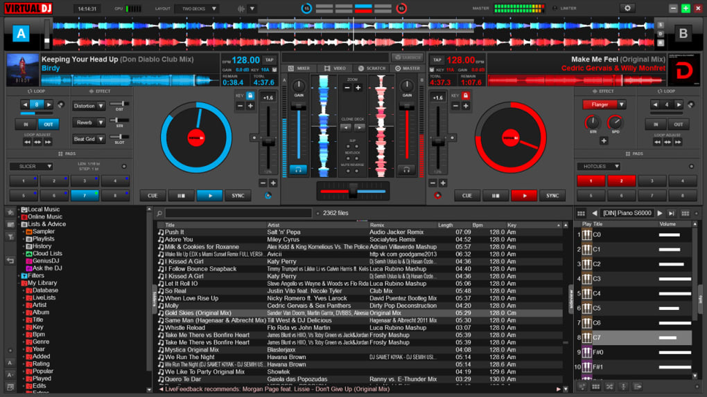 Virtual DJ for Mac (Mac) - Download