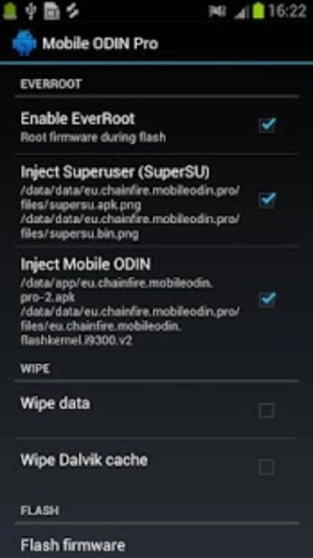 root] Mobile ODIN Pro for Android - Download