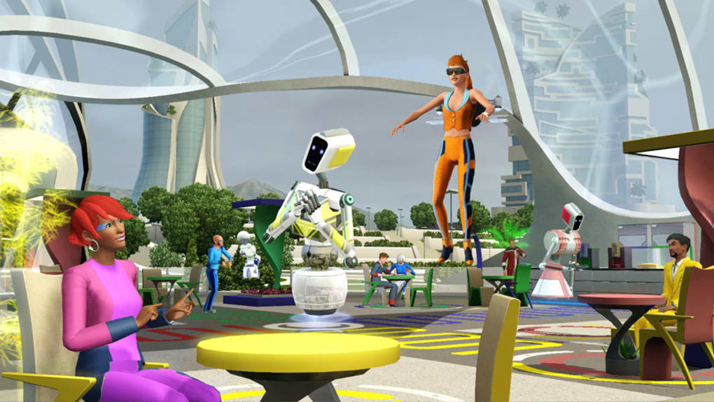 The Sims 3: Into The Future - Download