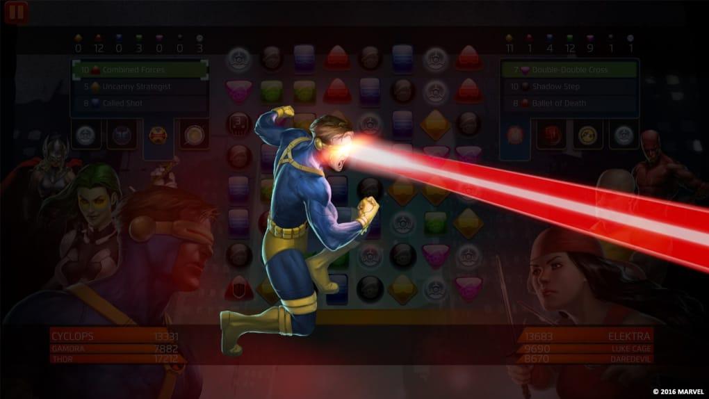 Marvel Puzzle Quest - Download