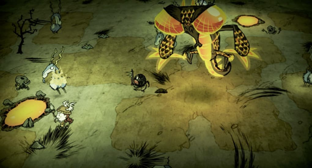 dont starve free download 2018