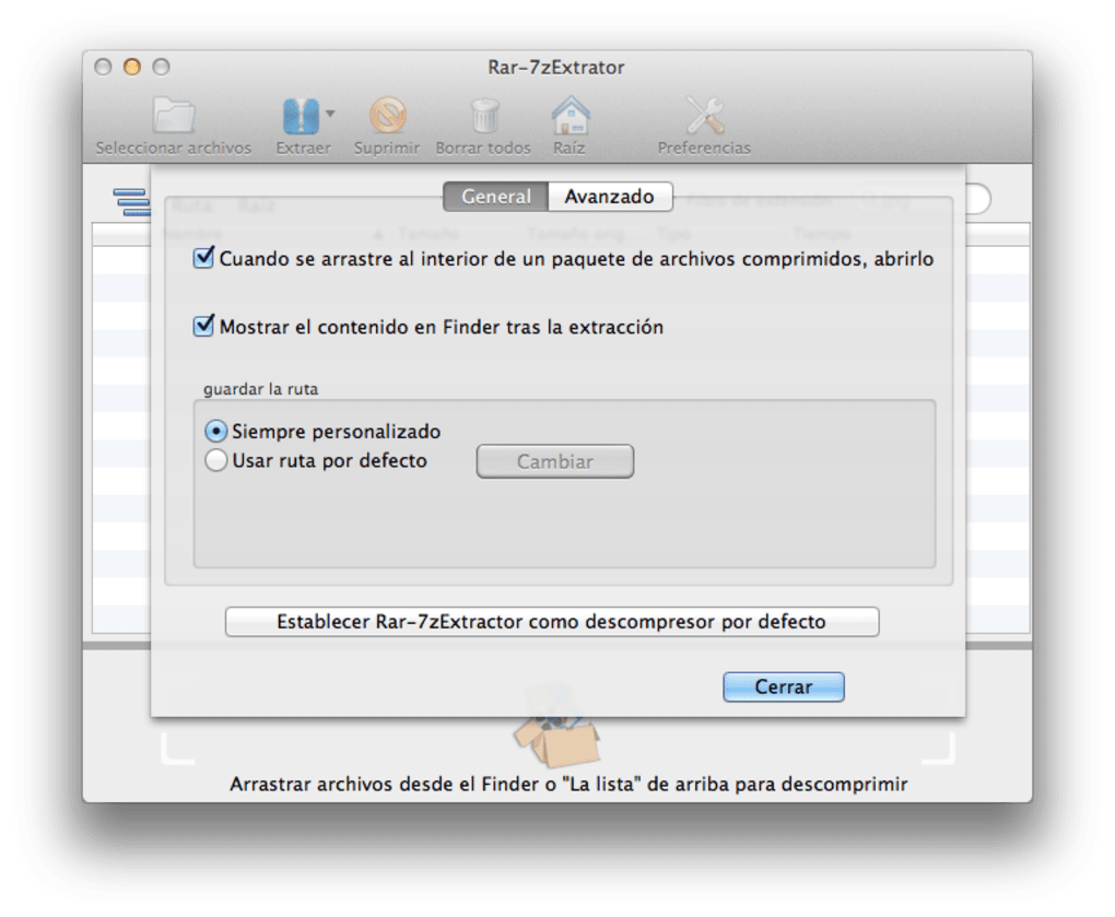 .rar extractor mac free
