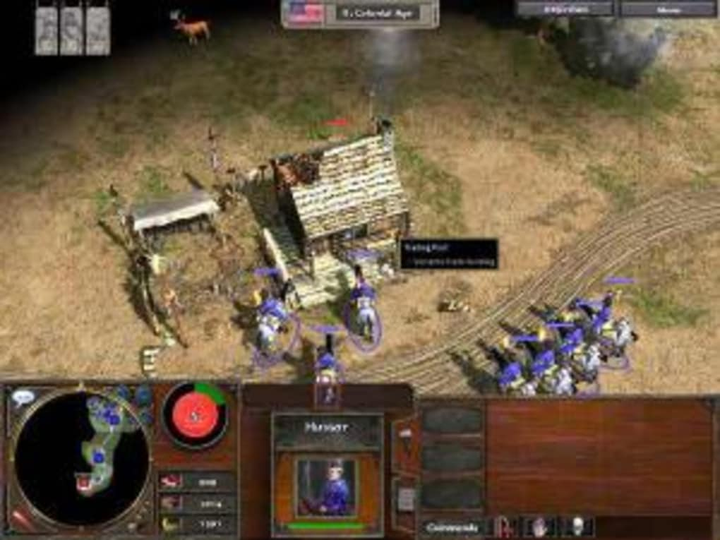 Age of empire 3 mac update