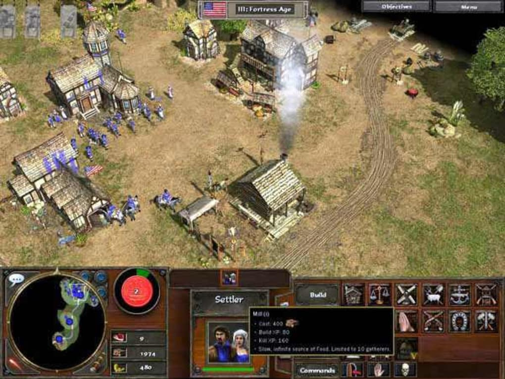 Age of Empires III for Mac - Download