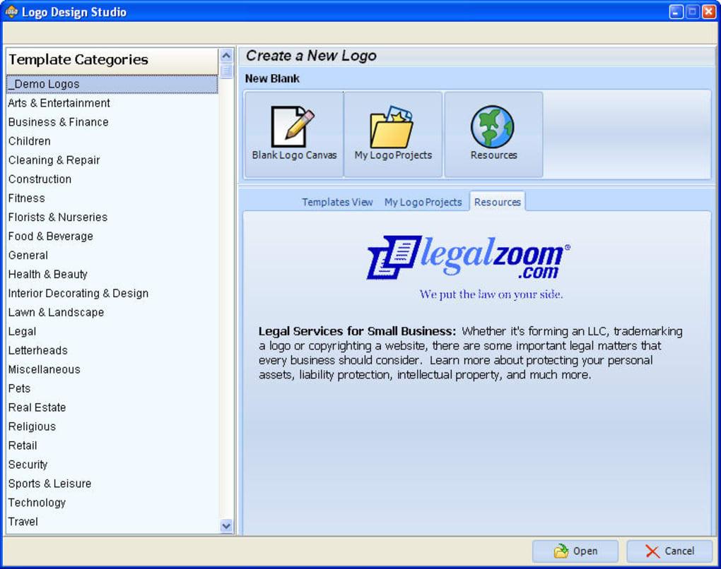 Logo Design Software App Download