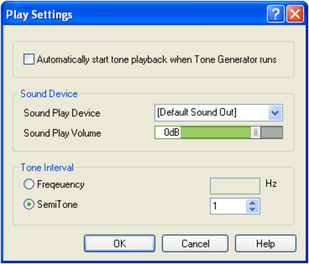 Tone Generator - Descargar