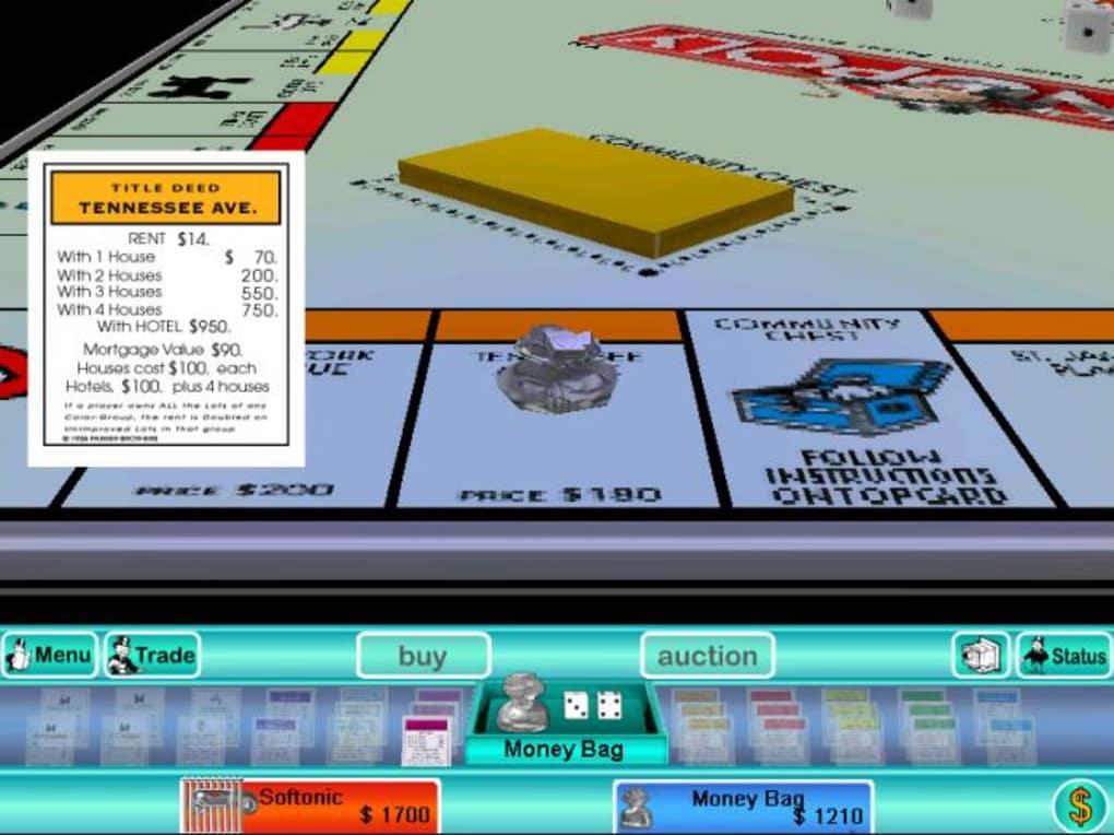 Monopoly kostenlos und gratis online spielen