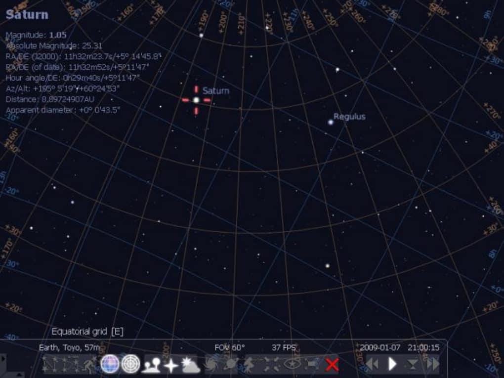 stellarium portable gratuit