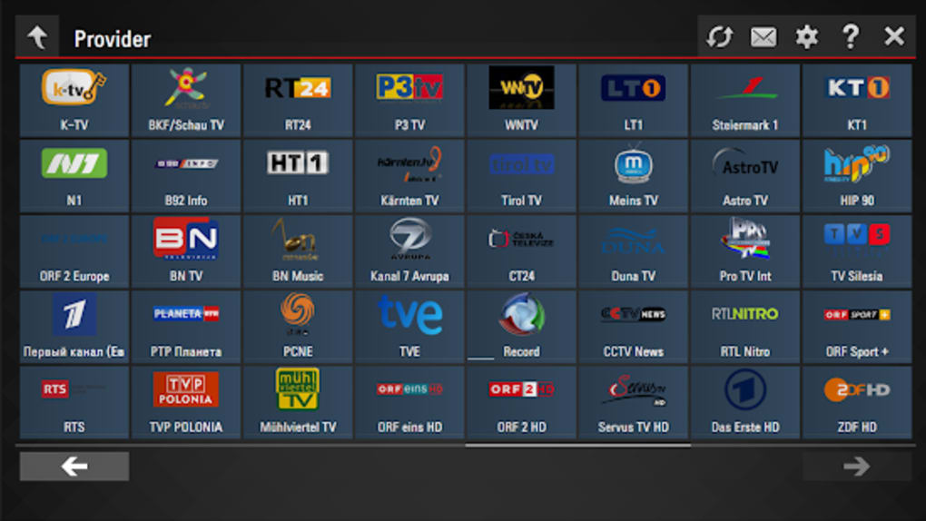 SS IPTV for Android - Download