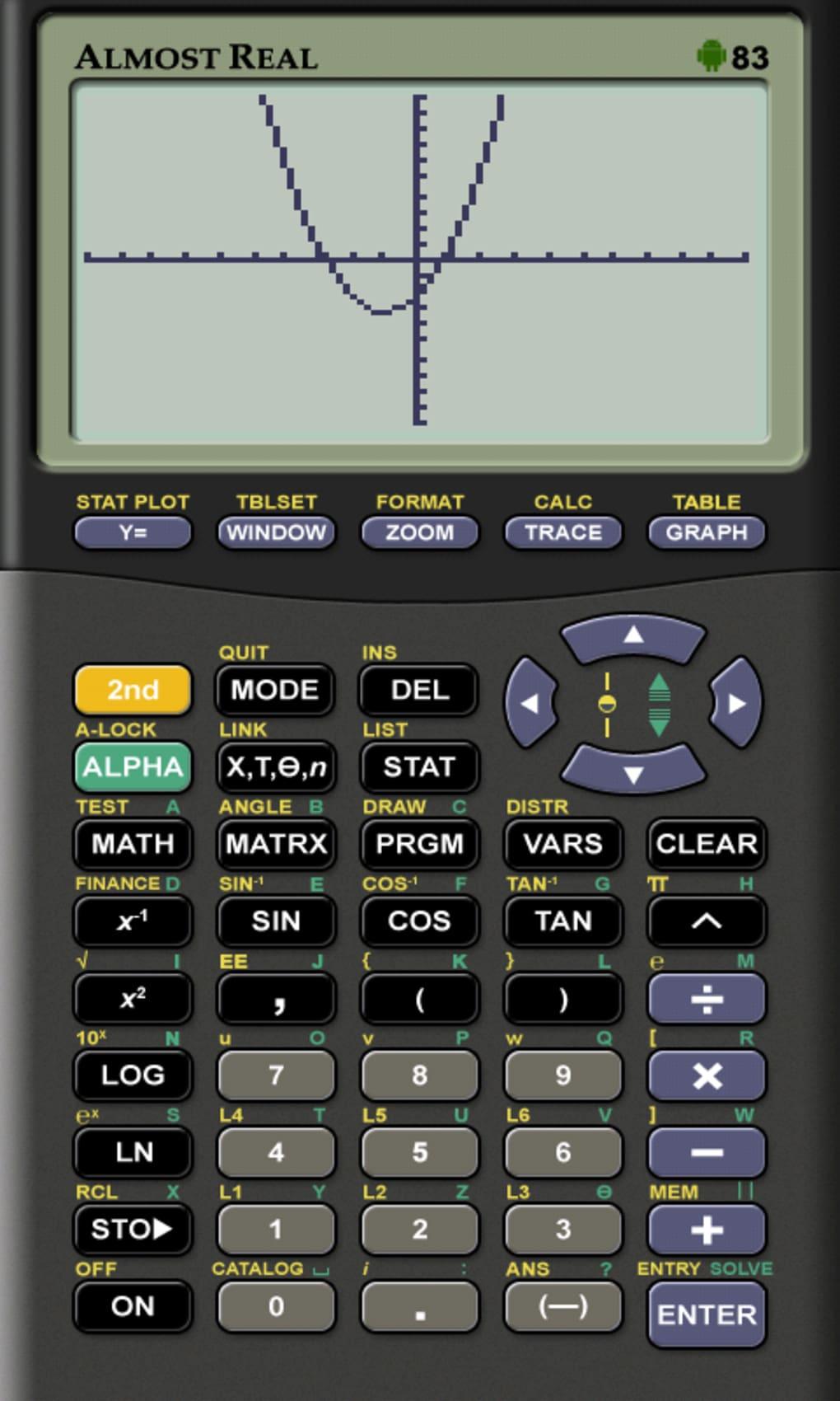 calculatrice scientifique pour android