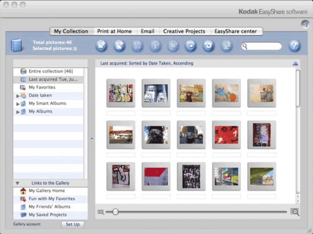 kodak easyshare software mac download