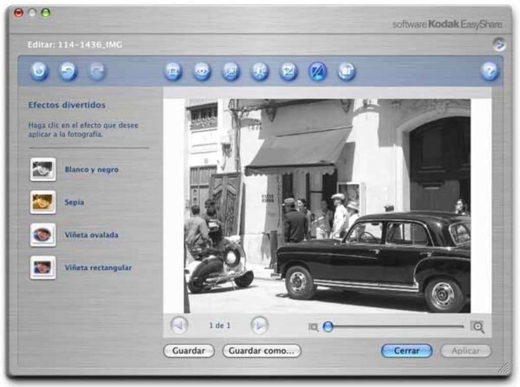 Kodak Easyshare for Mac - Download