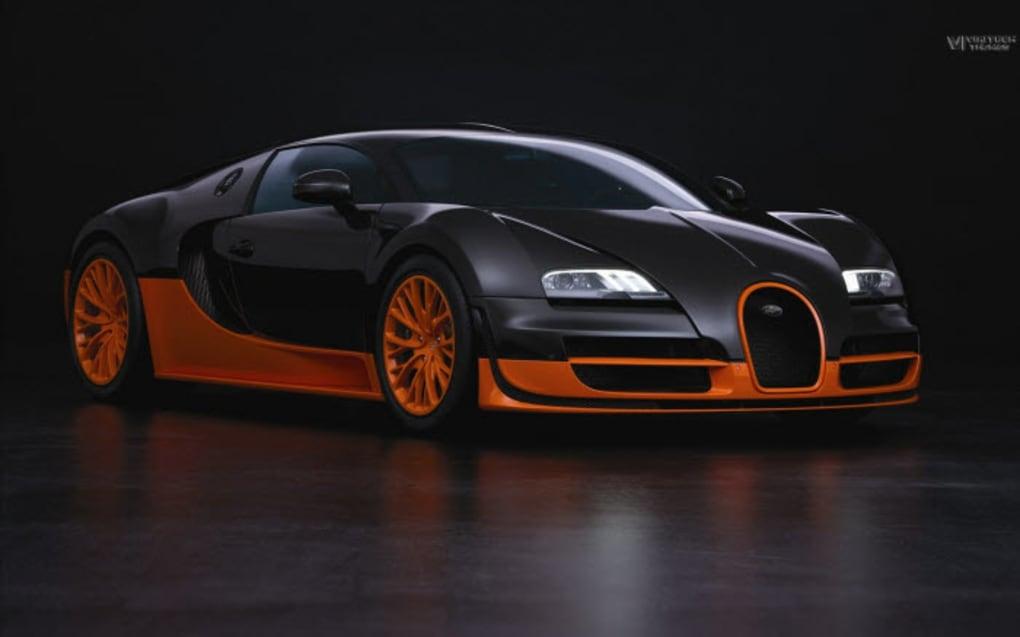 Tema De Bugatti Veyron Download