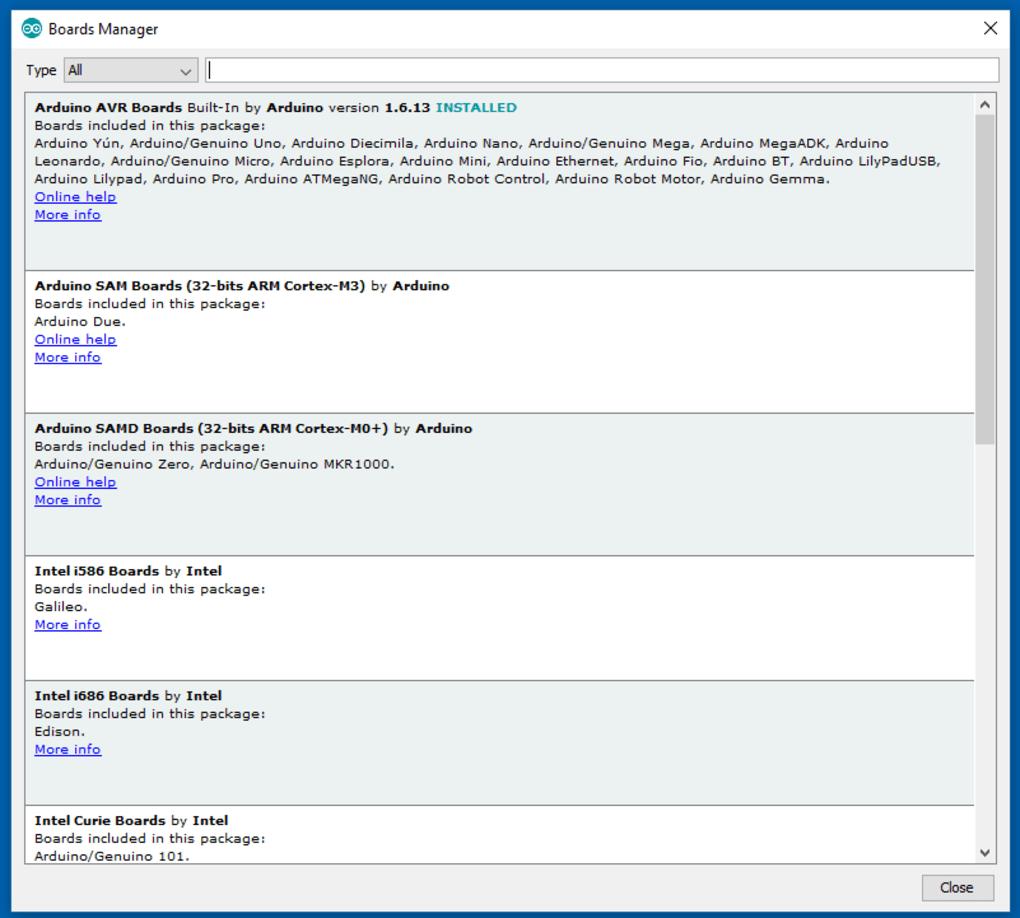 Arduino IDE - Download