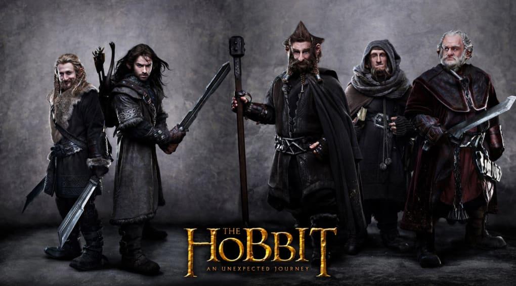 theme hobbit