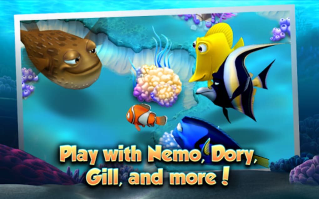 Nemo reef game download