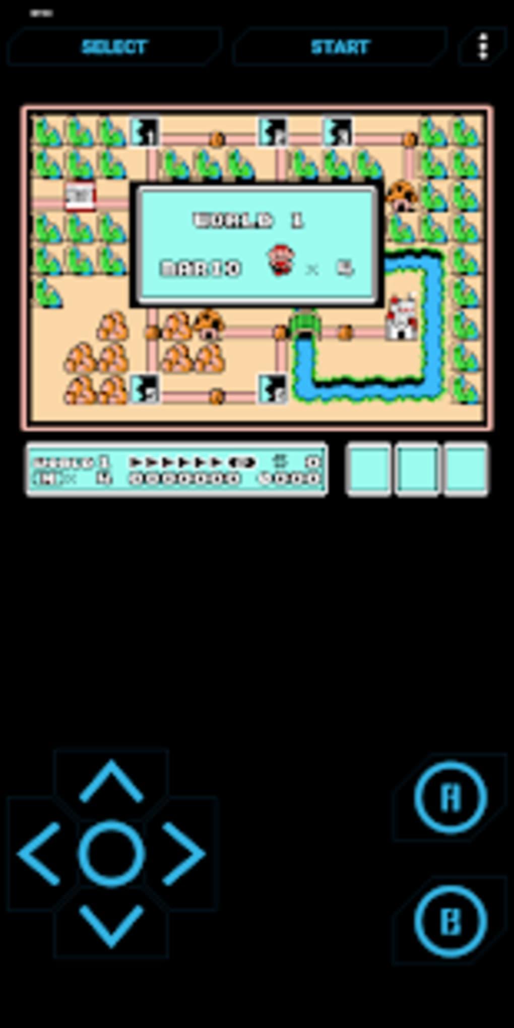 Happy NES - NES Emulator 100 in 1 para Android - Descargar