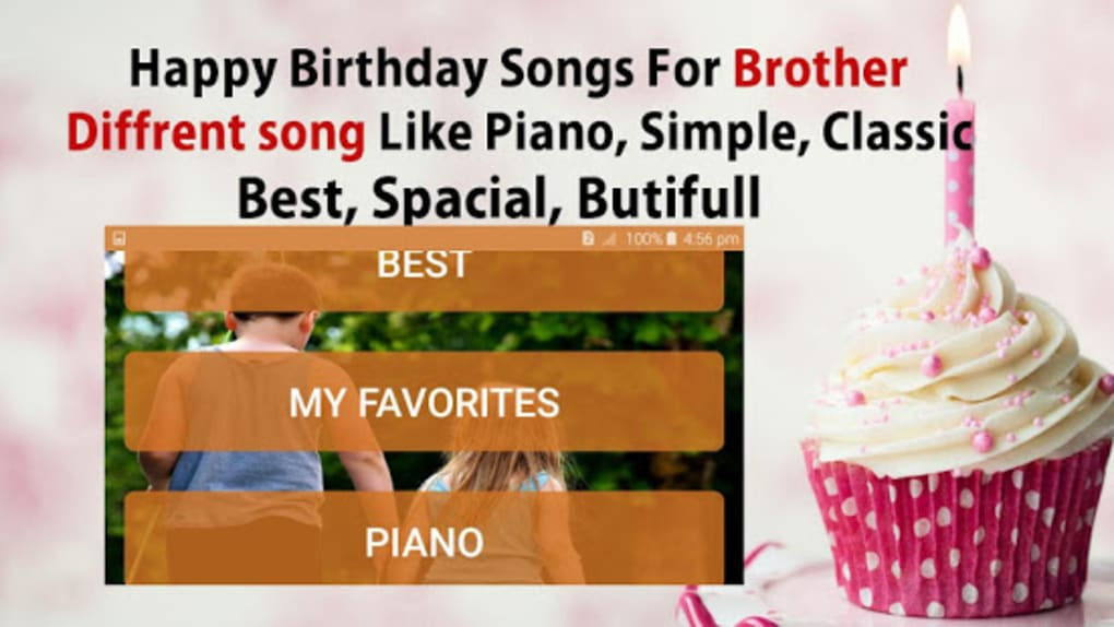 Happy Birthday Song For Brother for Android - Download