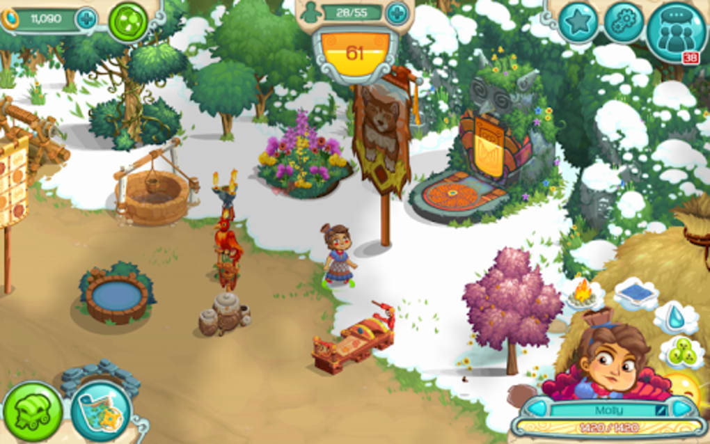 Village life: love & babies free download of android version | m.