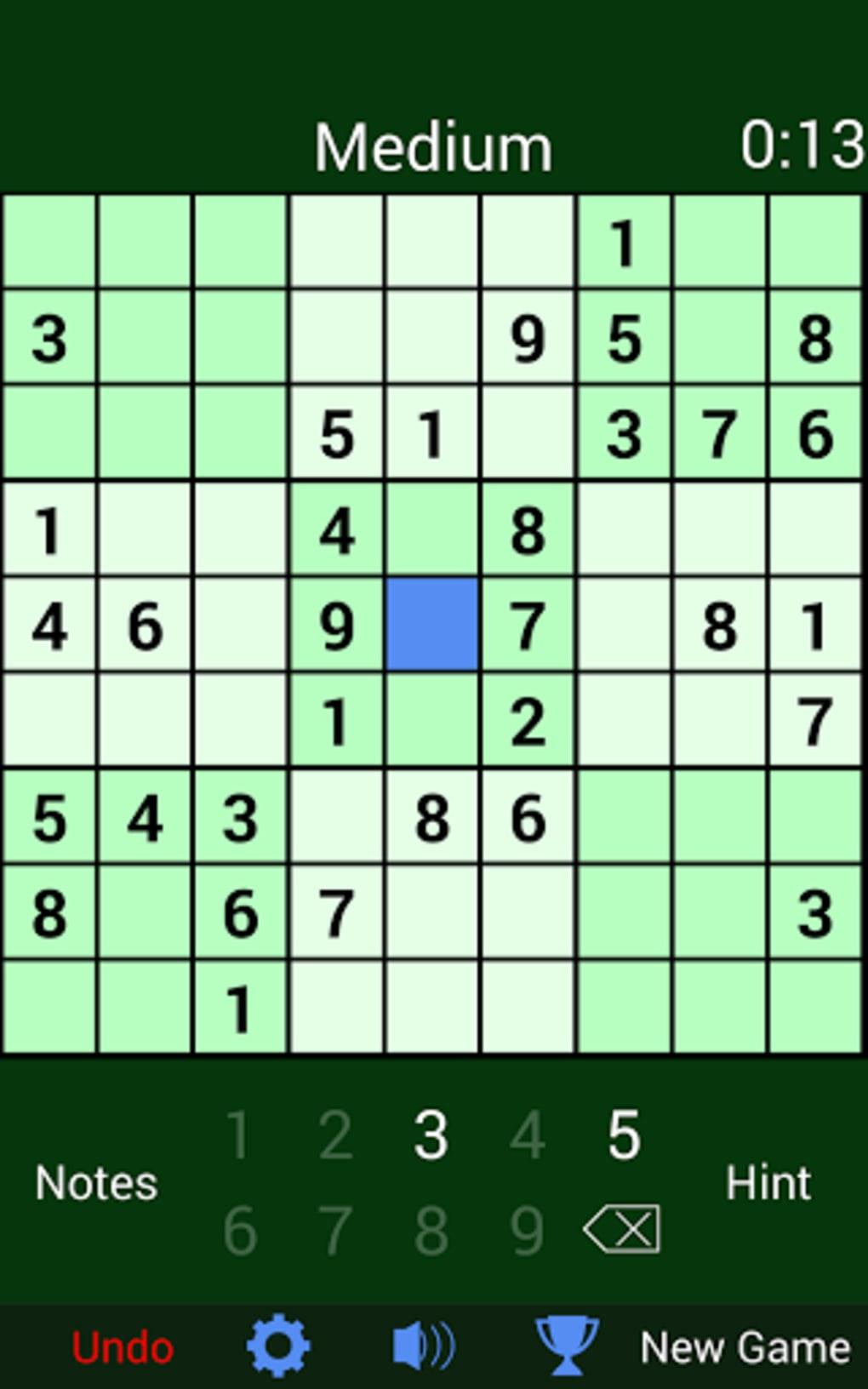Gratis Sudoku