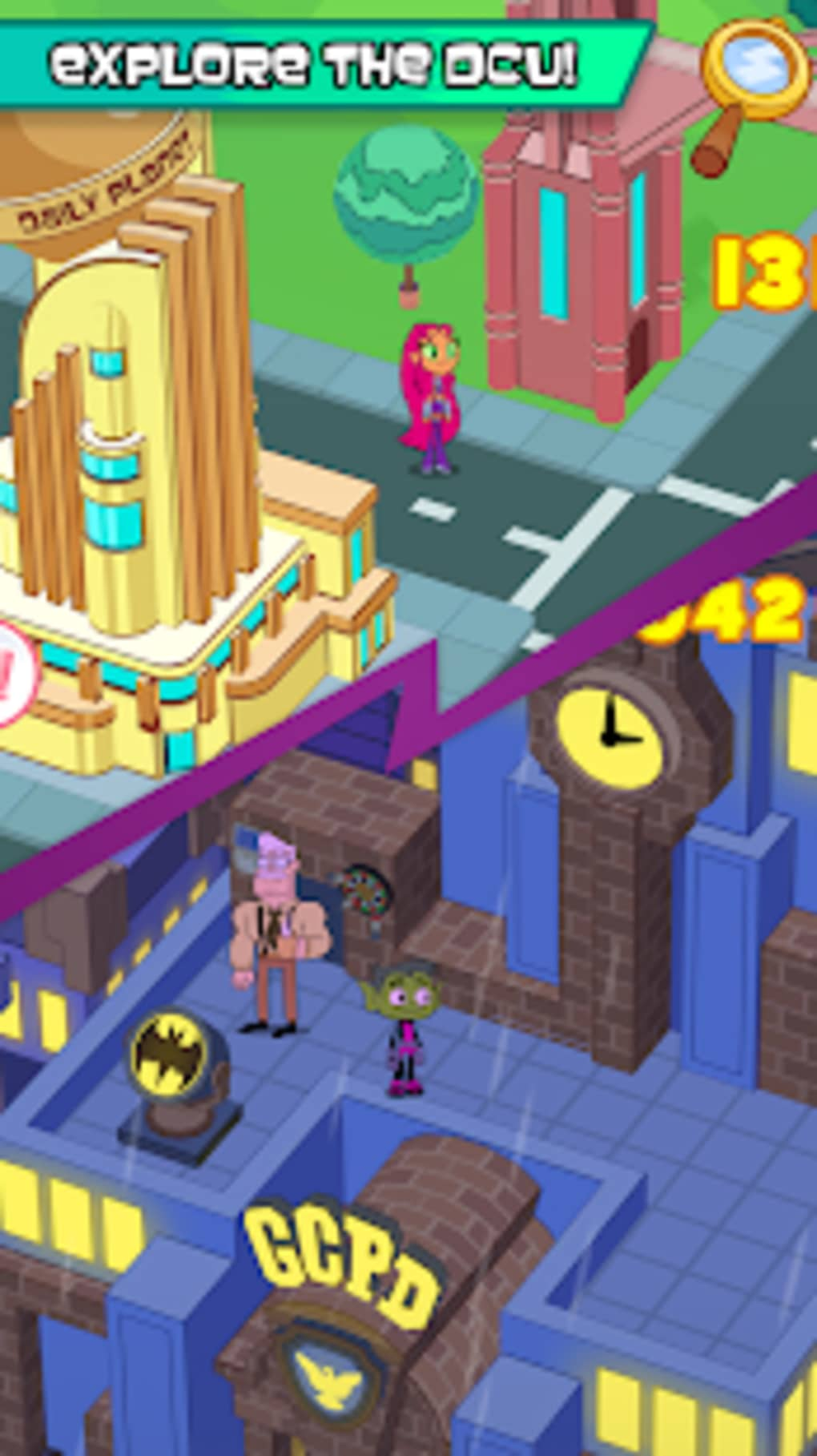 Teen Titans Go Figure For Android - Download-4349