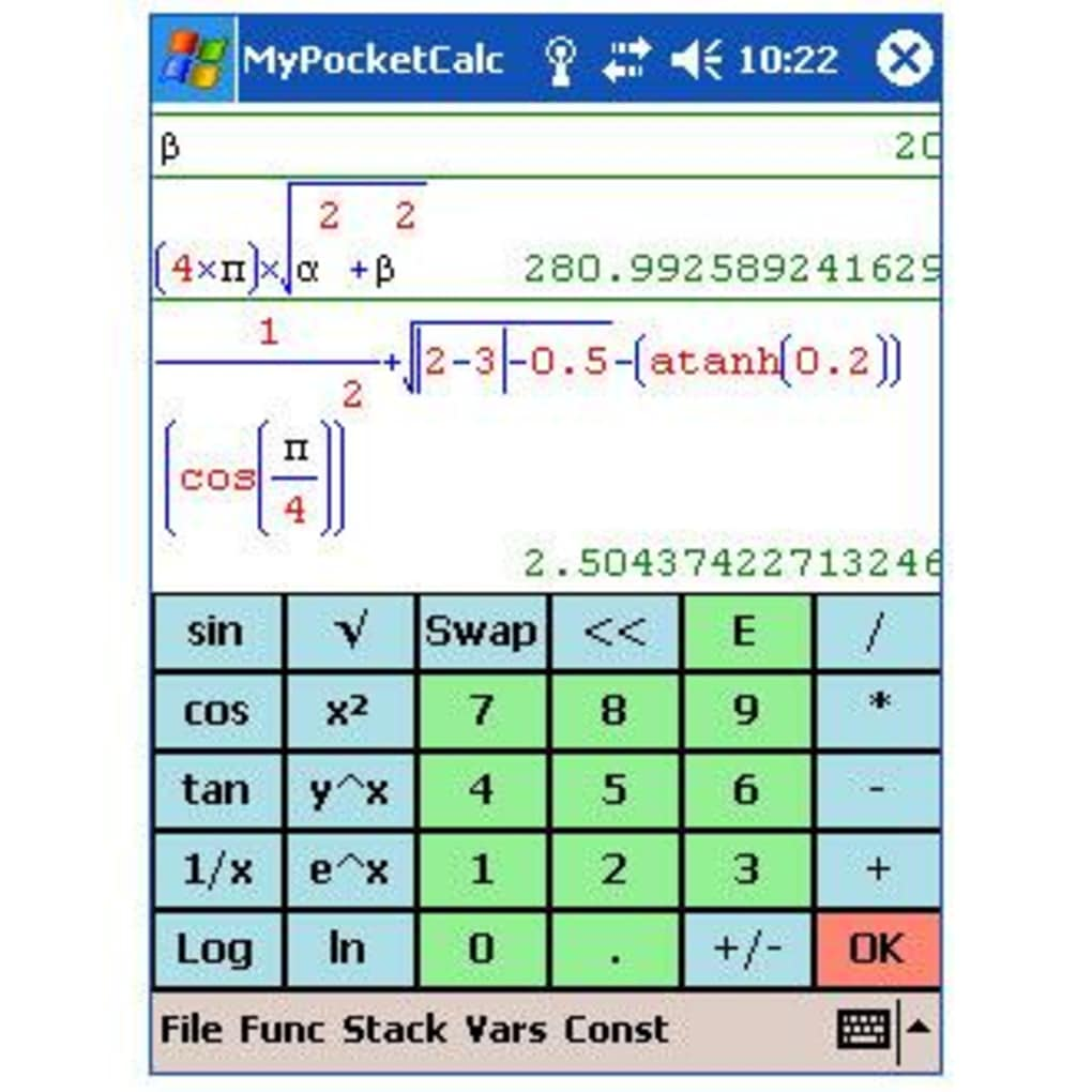 MyPocketCalc