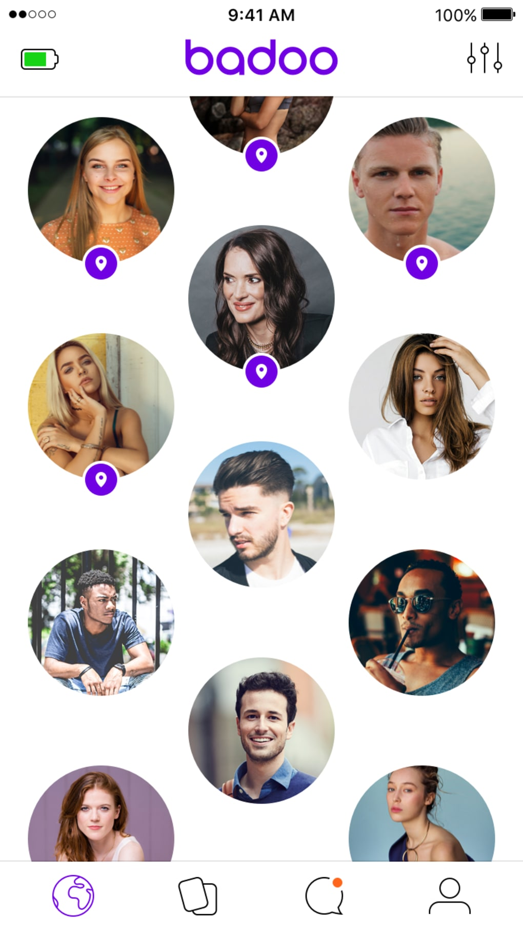 Badoo Dating Télécharger pour BlackBerry