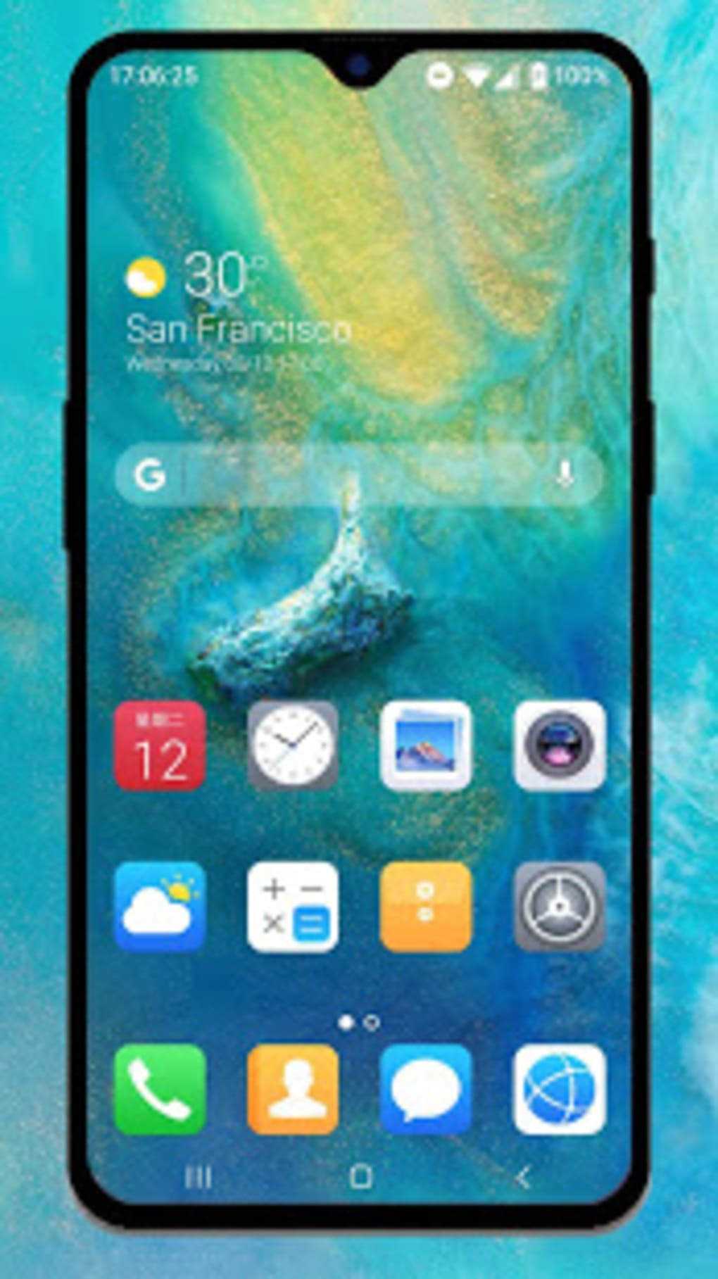 Mate 20 Icon Pack Huawei Mate20 and P20 theme for Android