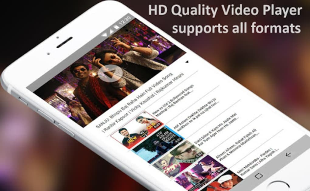 Download video player app for java.